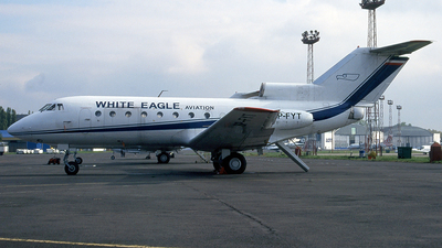 SP-FYT - Yakovlev Yak-40K - White Eagle Aviation