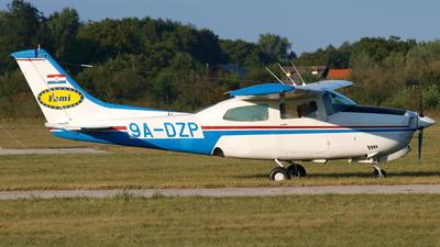 9A-DZP - Cessna 210L Centurion II - Private