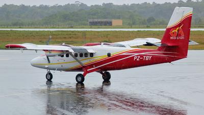 PZ-TBY - De Havilland Canada DHC-6-300 Twin Otter - Gum Air