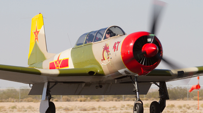 N2184Z - Nanchang CJ-6A - Private