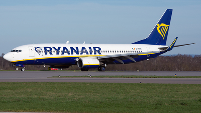 A picture of EIDLO - Boeing 7378AS - [34178] - © PAUL LINK