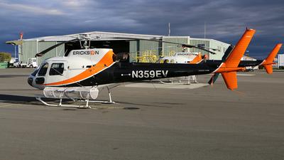 N359EV - Eurocopter AS 350B3 Ecureuil - Erickson Aviation