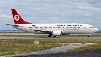 TC-JDI - Boeing 737-4Q8 - THY Turkish Airlines