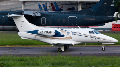 N170AP - Embraer 500 Phenom 100 - Private