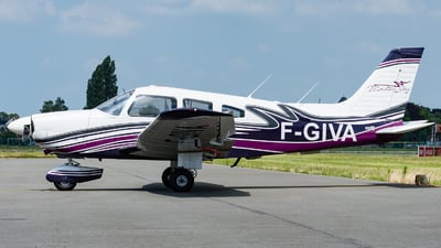 A picture of FGIVA - Piper PA 28181 Archer - [2890108] - © J.Evrard-AirTeamImages