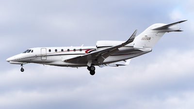 N17XR - Cessna 750 Citation X - Private