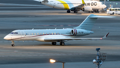 TC-TSR - Bombardier BD-700-1A10 Global 6000 - MNG Jet