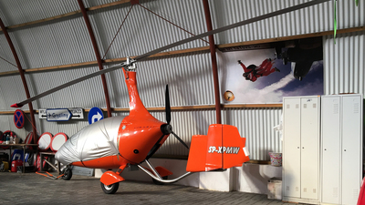 SP-XPMW - Autogyro Europe Calidus 09 - Private