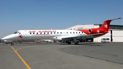 ET-AVV - Embraer ERJ-145LR - Air Djibouti