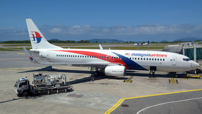 A picture of 9MMLP - Boeing 7378H6 - Malaysia Airlines - © Ahmad Sallehuddin A.Sahak