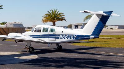 N6628Y - Beechcraft 76 Duchess - Private