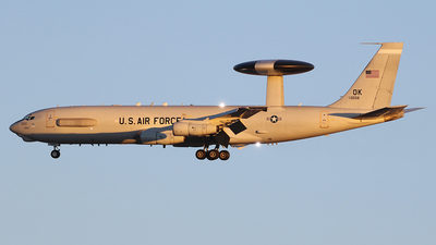 75-0556 - Boeing E-3B Sentry - United States - US Air Force (USAF)