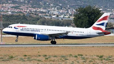 A picture of GEUYE - Airbus A320232 - British Airways - © Fernando Roca