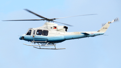 RP-2000 - Bell 412HP - Philippines - Air Force