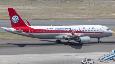 B-1881 - Airbus A320-214 - Sichuan Airlines