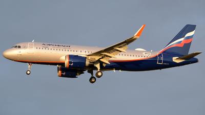 F-WWDZ - Airbus A320-251N - Aeroflot