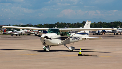 A picture of N426BJ - Cessna 172M Skyhawk - [17265334] - © Andrew B