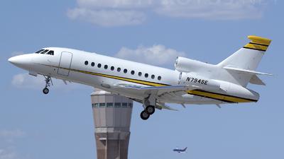 N794SE - Dassault Falcon 900EX - Private