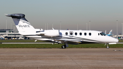 PH-MYX - Cessna 650 Citation VII - Air Service Liège (ASL)