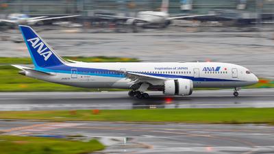 JA807A - Boeing 787-8 Dreamliner - All Nippon Airways (Air Japan)