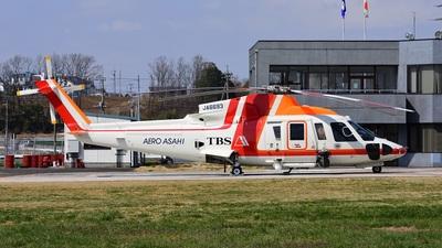 JA6693 - Sikorsky S-76C - Aero Asahi