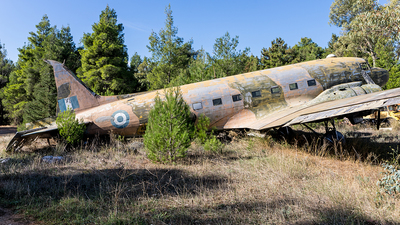 KK169 - Douglas C-47B Skytrain - Greece - Air Force