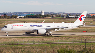 F-WWIW - Airbus A350-941 - China Eastern Airlines