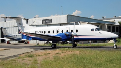 S7-DES - Beech 1900D - Island Development Corporation Aviation