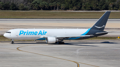 N1321A - Boeing 767-306(ER)(BCF) - Amazon Prime Air (Atlas Air)