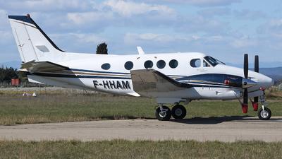 F-HHAM - Beechcraft C90A King Air - Darta Aéro Charter