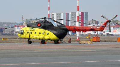 RA-24124 - Mil Mi-8T Hip - UTair Aviation