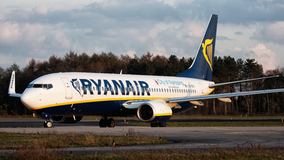 EI-EFA - Boeing 737-8AS - Ryanair
