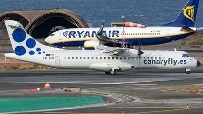 A picture of ECMSM - ATR 72500 - [0911] - © Adolfo Bento de Urquía