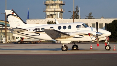 D-IMPO - Beechcraft C90A King Air - Private