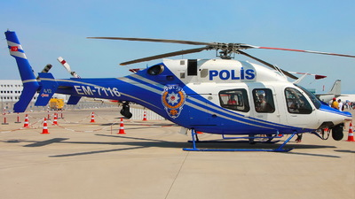 EM-7116 - Bell 429 Global Ranger - Turkey - Police