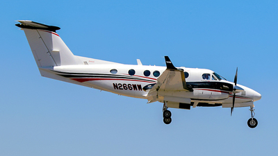 A picture of N266WW - Beech B200GT Super King Air - [BY201] - © Carlos P. Valle C.