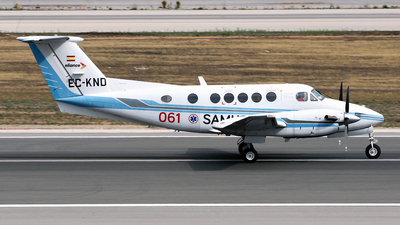 EC-KND - Beechcraft B200 Super King Air - Eliance