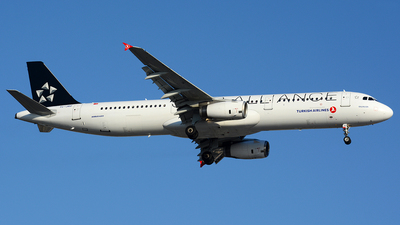 A picture of TCJRD - Airbus A321231 - Turkish Airlines - © Kayra D.