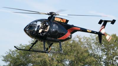 N801SB - McDonnell Douglas 369E - Haverfield Aviation