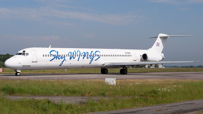 SX-BSW - McDonnell Douglas MD-83 - Sky Wings Airlines