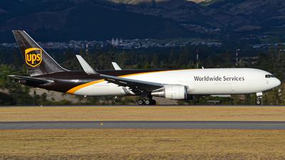 N304UP - Boeing 767-34AF(ER) - United Parcel Service (UPS)