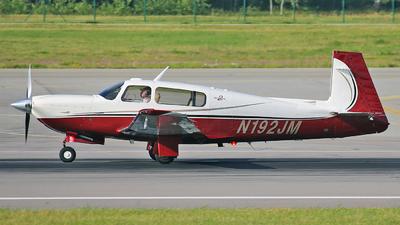 N192JM - Mooney M20R Ovation - Private