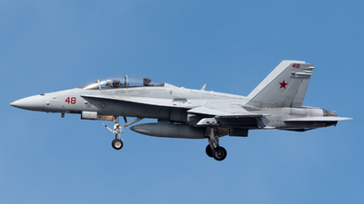163472 - McDonnell Douglas F/A-18D Hornet - United States - US Navy (USN)