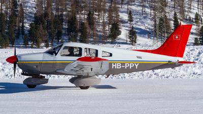 A picture of HBPPY - Piper PA28181 - [2890194] - © Monica De Guidi
