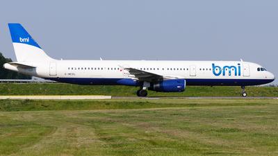 G-MEDL - Airbus A321-231 - bmi British Midland International