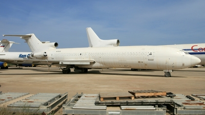 N722LA - Boeing 727-2F2(Adv)(F) - Logistic Air