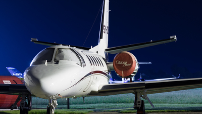 5Y-CCB - Cessna 550B Citation Bravo - Private