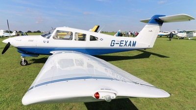 A picture of GEXAM - Piper PA28RT201T - [28R8431003] - © David Cook