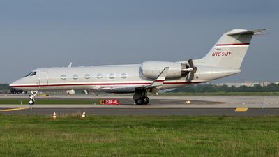 N165JF - Gulfstream G-IV(SP) - Solairus Aviation