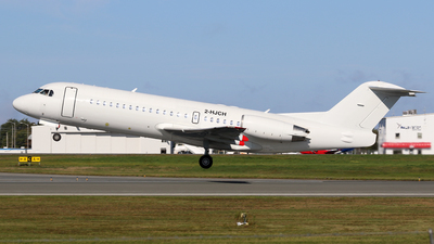 2-HJCH - Fokker 70 - Untitled